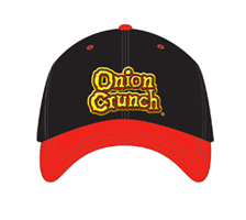 onion crunch hat