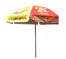 Onion crunch umbrella