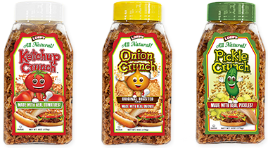 onion crunch flavors
