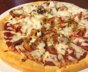 Pizza Recipe With Onion Crunch